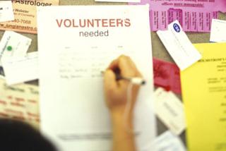 Volunteersneeded